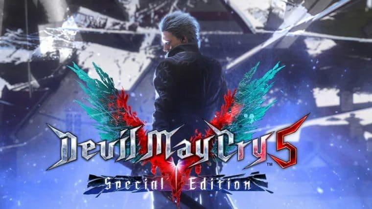 Devil May Cry 5 terá edição especial com Vergil e melhorias