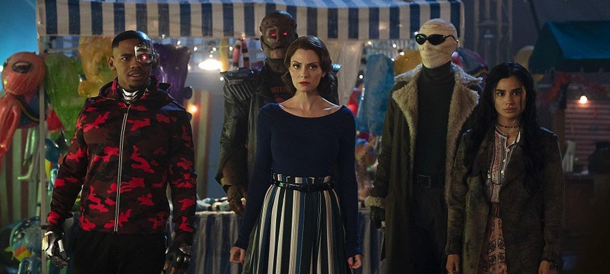 Doom Patrol é renovada para terceira temporada
