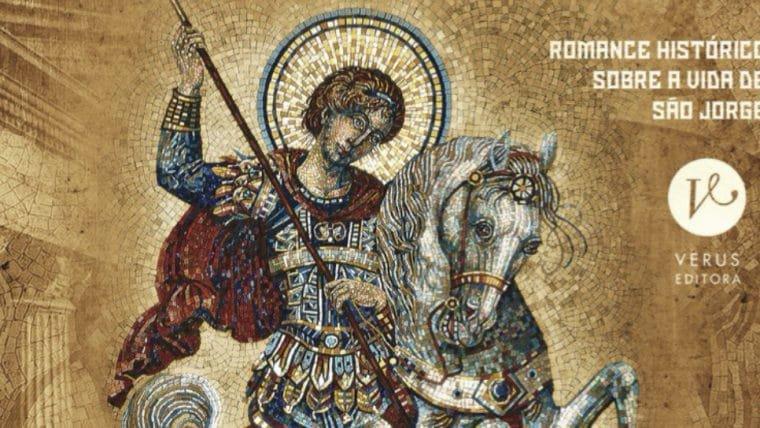 Santo Guerreiro: Roma Invicta   Capa do novo livro de Eduardo Spohr é revelada; confira