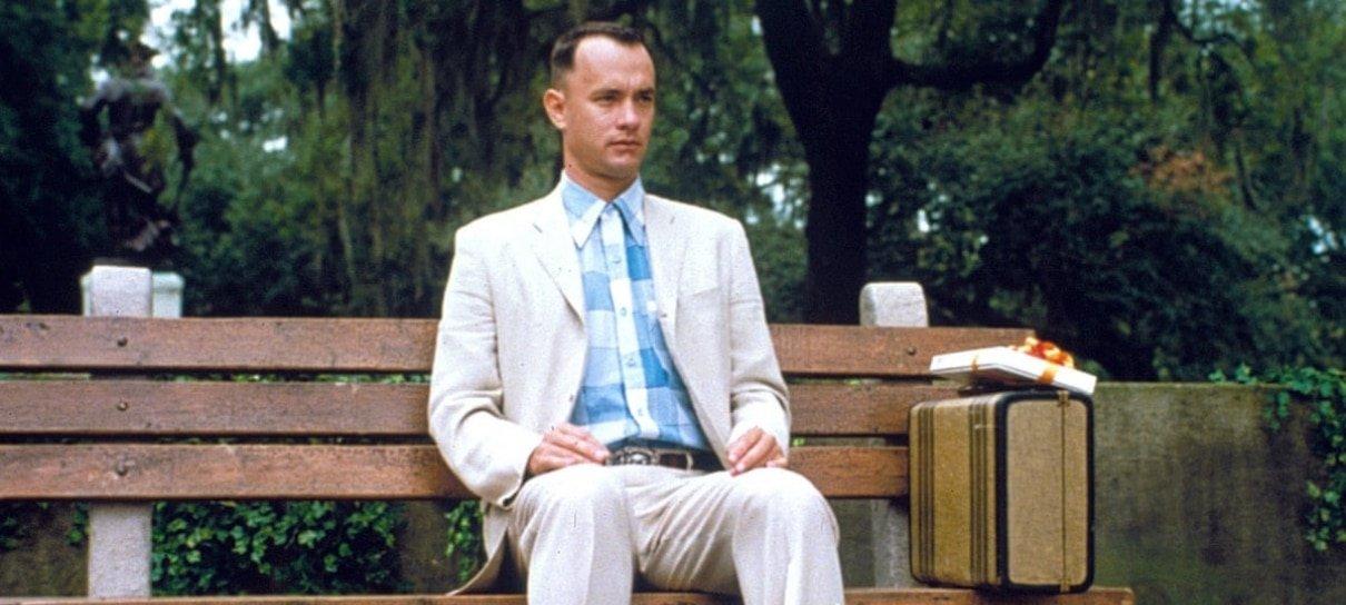 Tom Hanks financiou partes de Forrest Gump com o próprio dinheiro