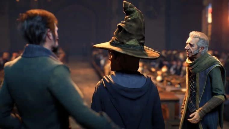Hogwarts Legacy é anunciado com trailer prometendo ação fora da escola de Magia e Bruxaria