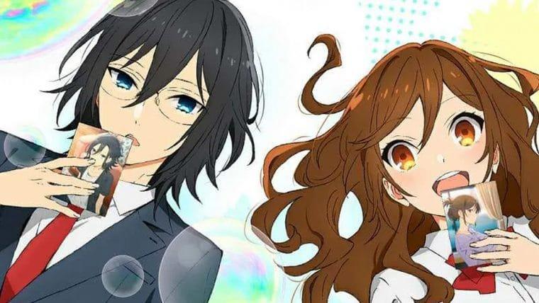 Horimiya | Anime ganha primeiro vídeo de prévia