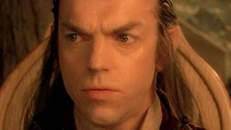 Hugo Weaving não tem interesse em voltar para O Senhor dos Anéis