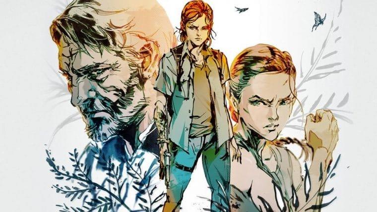 Ilustrador de Metal Gear cria arte incrível de The Last of Us Part II