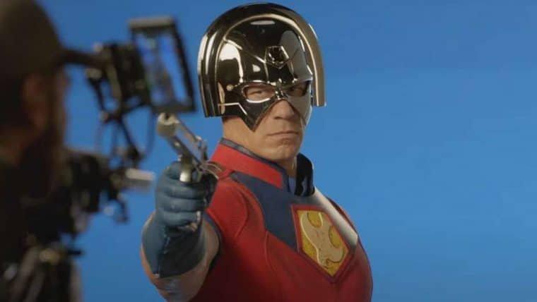 John Cena será Peacemaker em série derivada de O Esquadrão Suicida