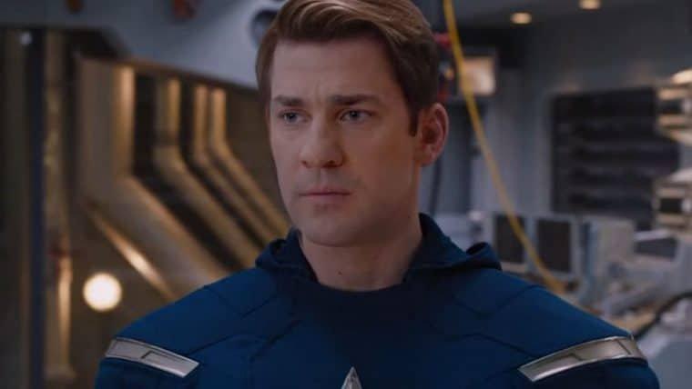 John Krasinski vira o Capitão América em vídeo DeepFake; confira