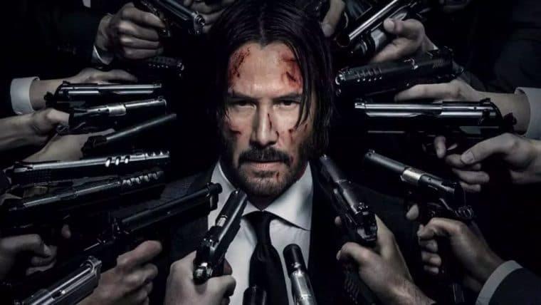 Keanu Reeves vai continuar no papel de John Wick