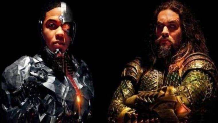 Liga da Justiça | Jason Momoa apoia Ray Fisher em denúncias feitas contra Joss Whedon