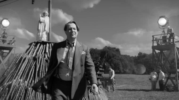Mank, novo filme de David Fincher para a Netflix, ganha primeiras imagens; confira