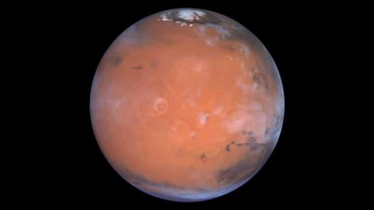 Cientistas encontram evidências de lagos subterrâneos em Marte