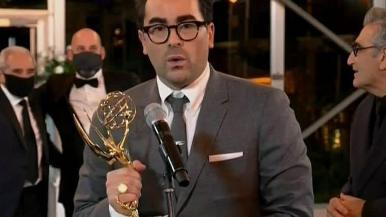 Emmy 2020    Schitt's Creek é a Melhor Série de Comédia