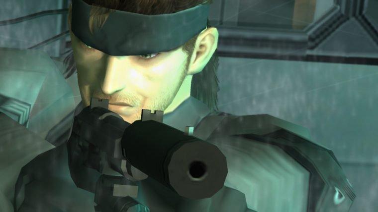 Metal Gear e Metal Gear Solid são registrados no PC