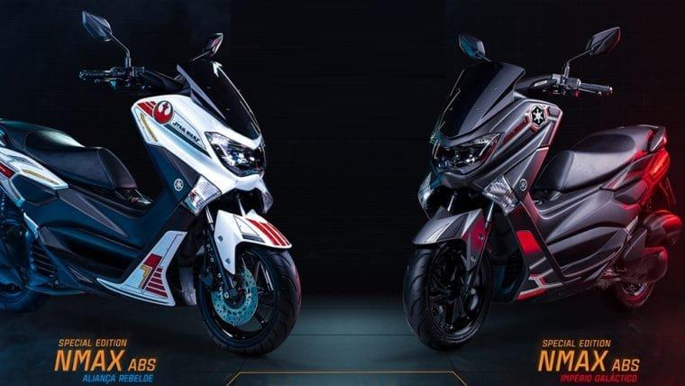 Yamaha lança as primeiras motos da galáxia inspiradas em Star Wars