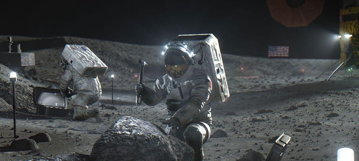 NASA planeja levar a primeira mulher à Lua em 2024