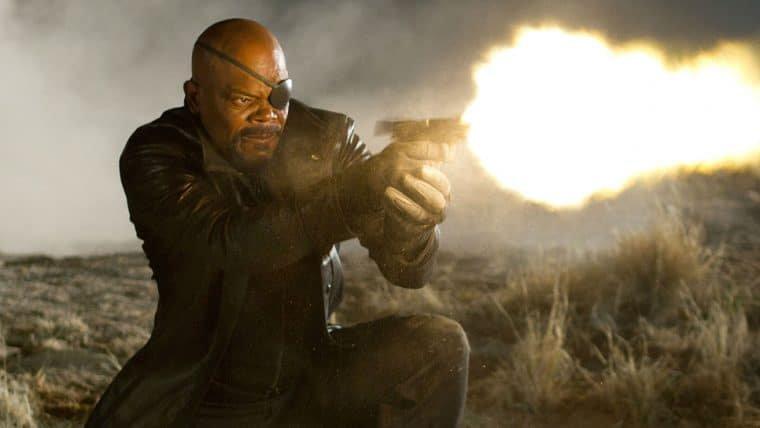 Samuel L. Jackson interpretará Nick Fury em série do Disney Plus, diz site