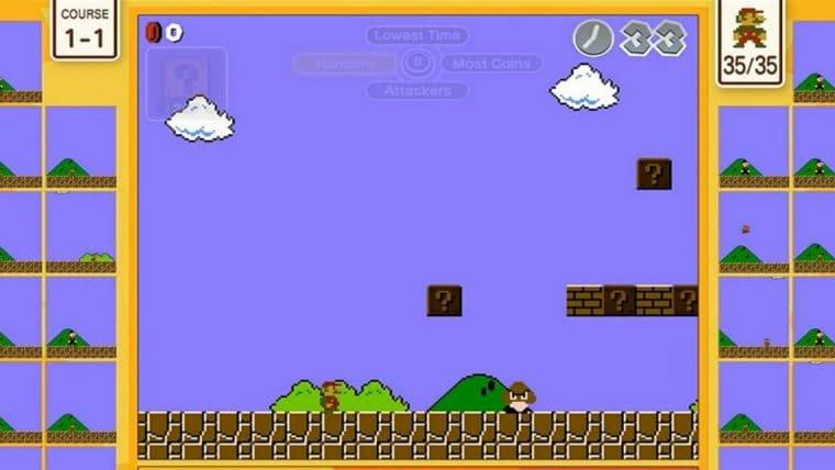 Nintendo anuncia Battle Royale de Super Mario com 35 jogadores