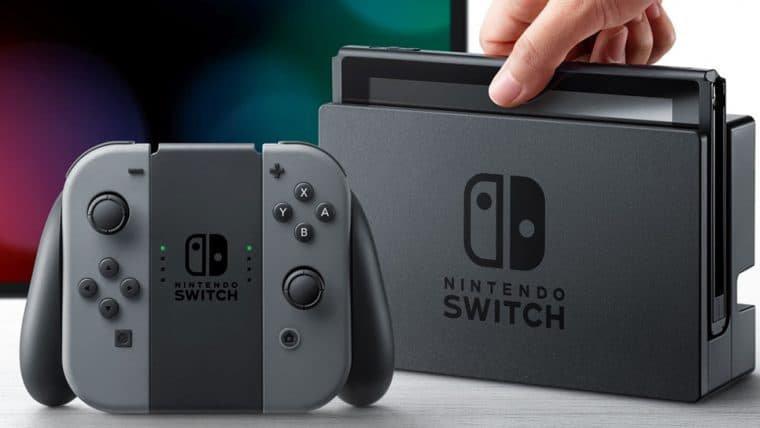Nintendo Switch tem lançamento oficial confirmado no Brasil