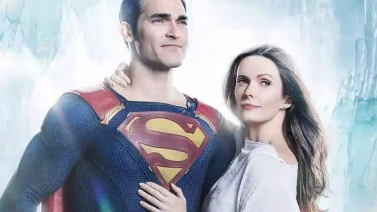 Novo vídeo dos heróis da CW mostra prévia de Superman & Lois