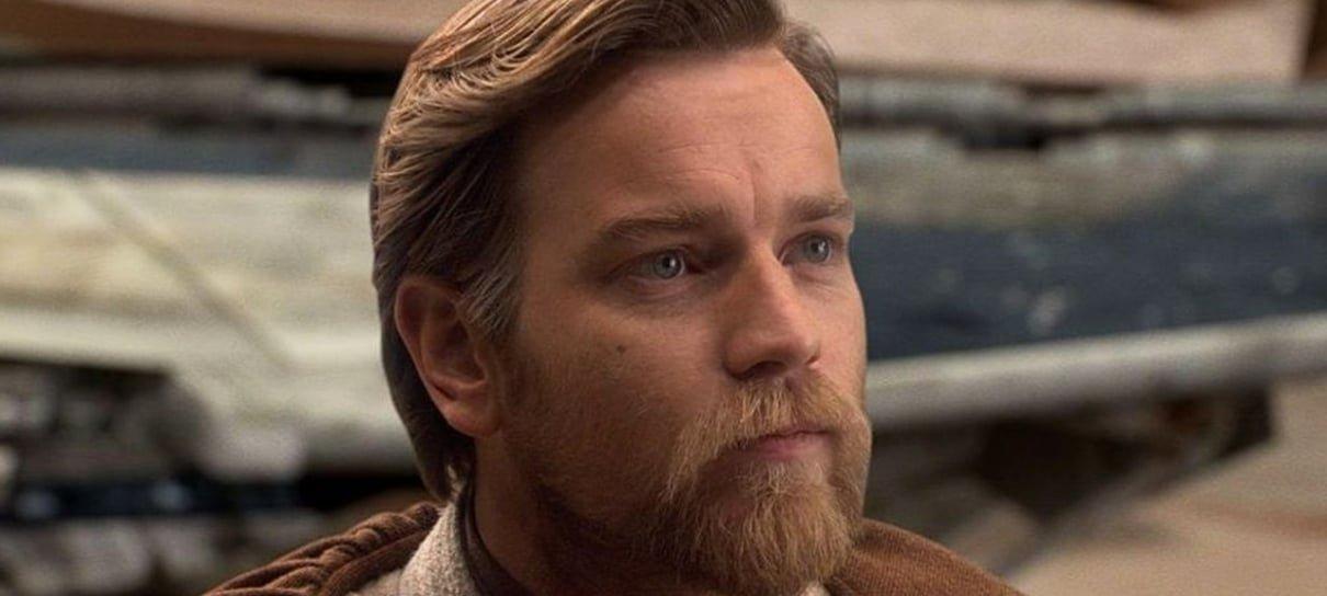Obi-Wan Kenobi | Série live-action terá apenas uma temporada, diz Ewan Mcgregor