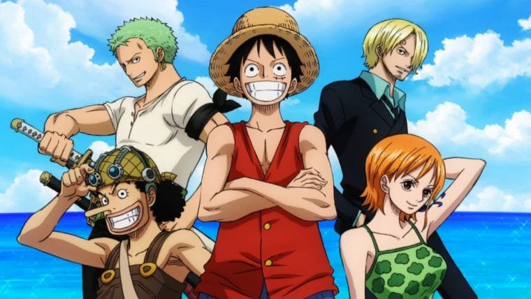 One Piece estreia na Netflix em outubro