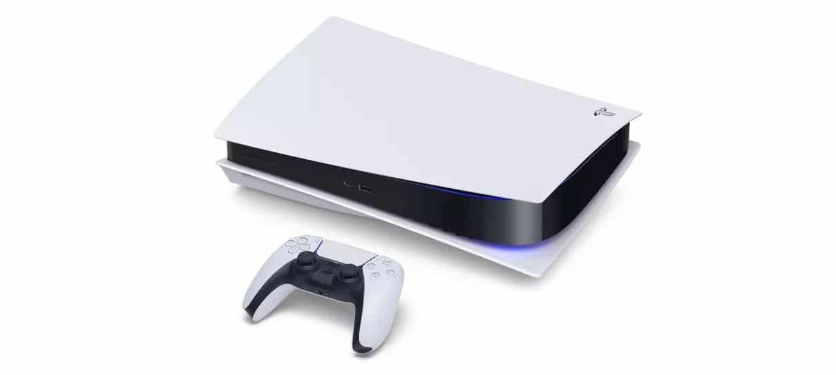 Sony anuncia preço do PlayStation 5 no Brasil