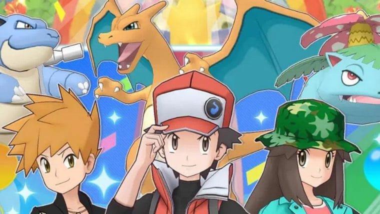 Pokémon Masters ganha novo nome e chama atenção pelos motivos errados