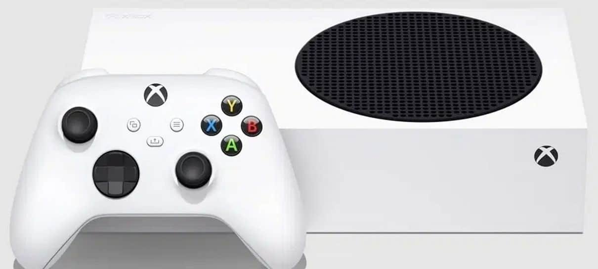 Preço do Xbox Series S já foi reduzido no Japão
