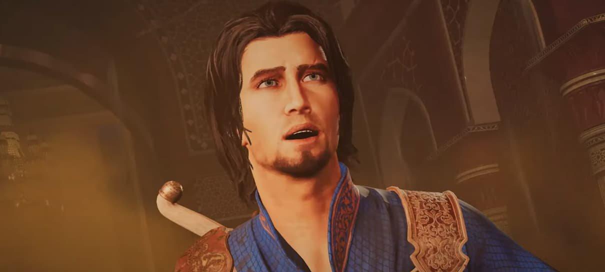 Prince of Persia: The Sands of Time | Compare o original com o remake