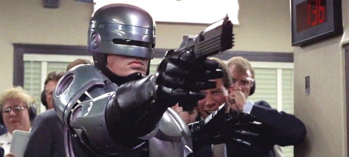 RoboCop ganhará série spin-off sobre Dick Jones, principal vilão da franquia