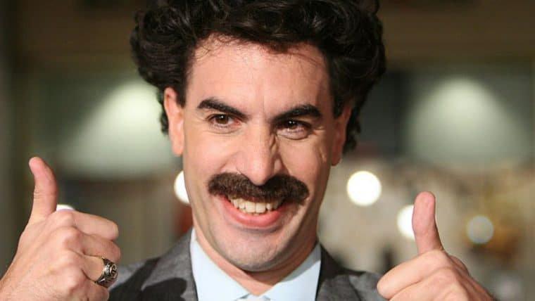 Sequência de Borat será lançada no Amazon Prime Video