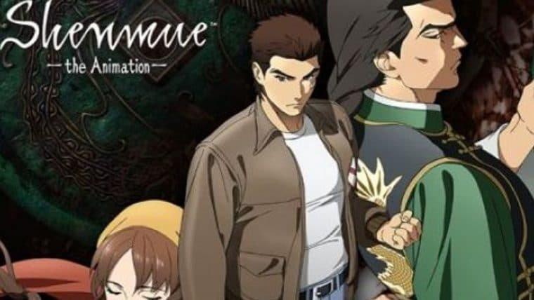 Shenmue vai ganhar anime produzido pela Crunchyroll e Adult Swim
