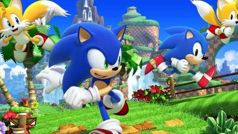 SEGA pretende lançar novos jogos de Sonic em 2021