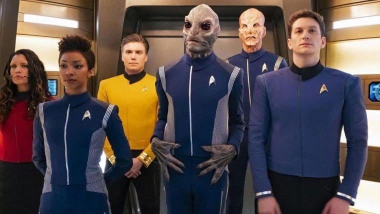 Star Trek: Discovery ganha trailer destacando novos personagens da série