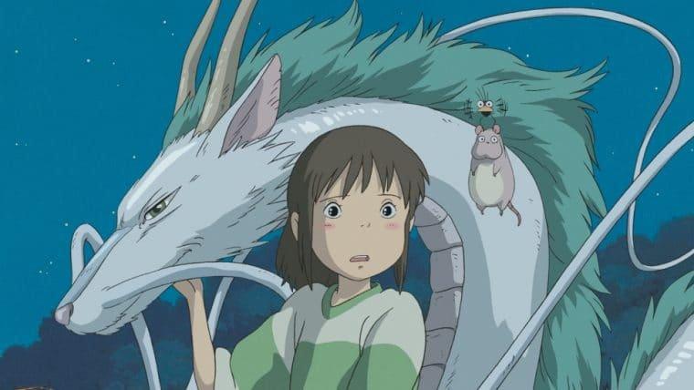 Studio Ghibli disponibiliza online 400 imagens de Viagem de Chihiro, Ponyo e mais