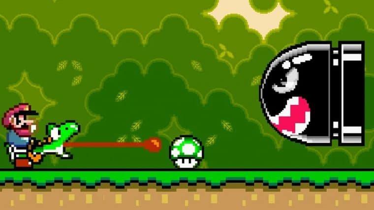 Escolha dos leitores: Super Mario World é o melhor jogo do Mario de todos os tempos