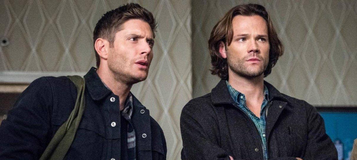 Supernatural Jared Padalecki O Sam Winchester Quer Um Filme Da Serie Nerdbunker