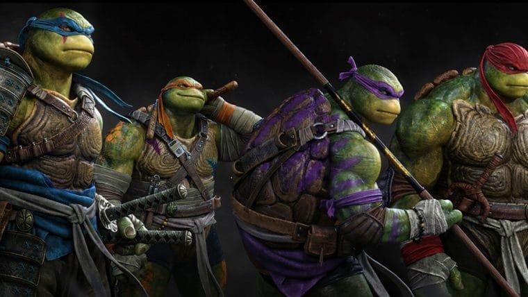 Tartarugas Ninja ganham novas versões bombadas feitas por Rafael Grassetti