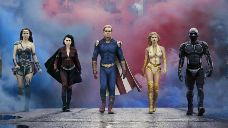 The Boys ganhará série spin-off focada em uma faculdade de super heróis