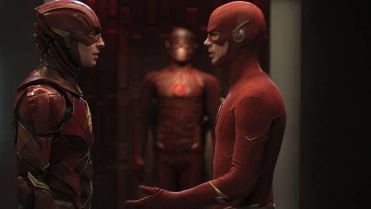 The Flash | Showrunner da série quer crossover de Grant GustineEzra Miller no cinema