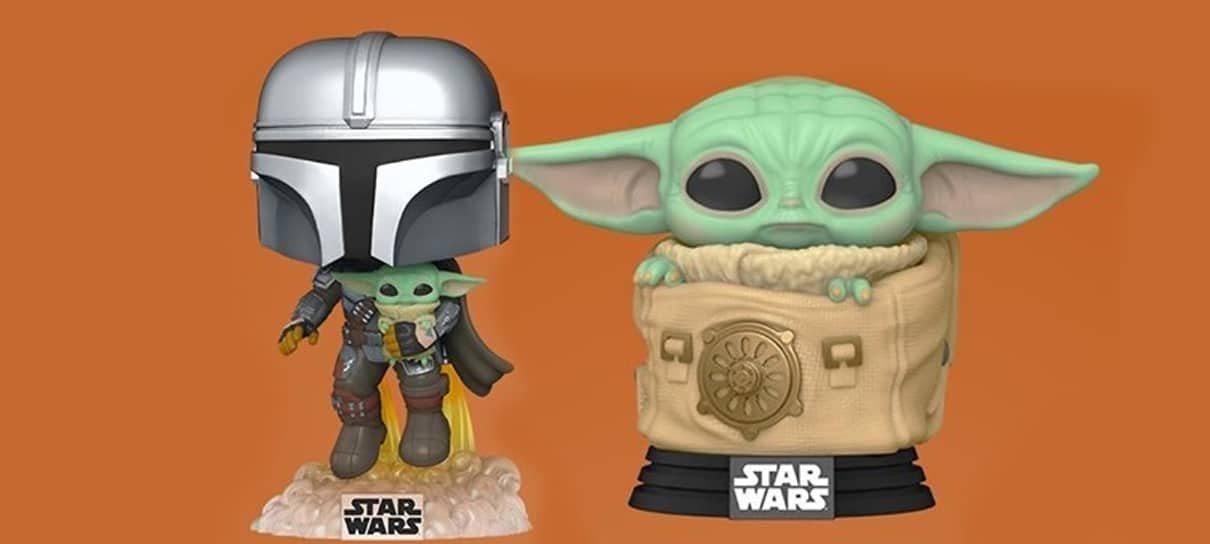 The Mandalorian | Baby Yoda está pronto para a aventura nesse novo Funko Pop!