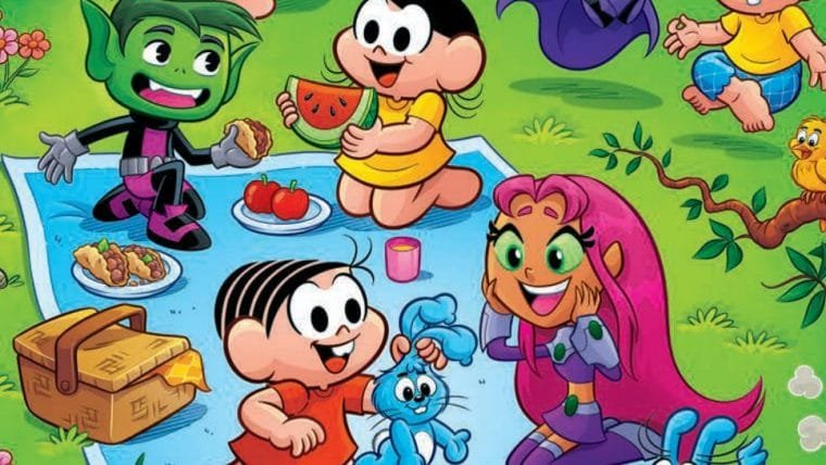Turma da Mônica vai se reunir com Os Jovens Titãs no DC FanDome
