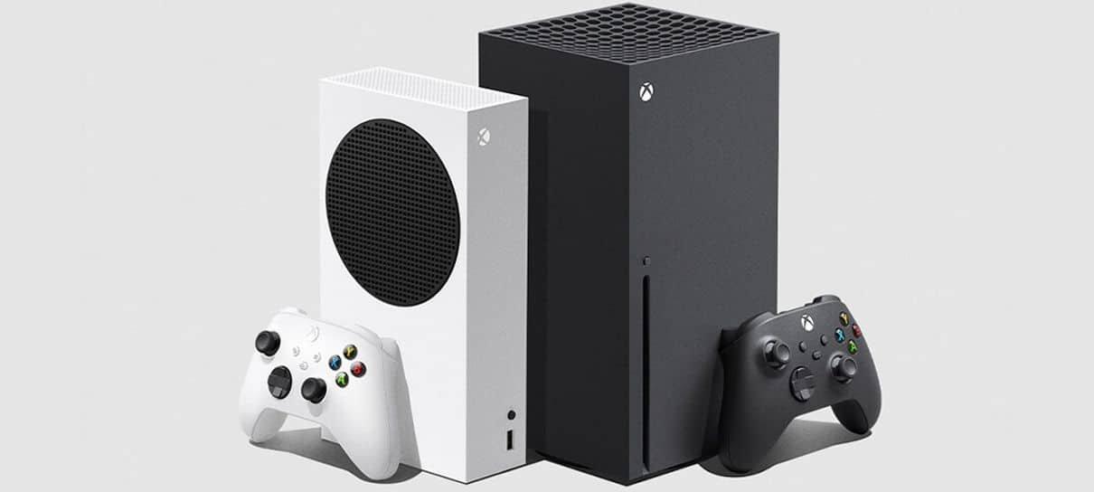 Pré-venda do Xbox Series X e Xbox Series S começa hoje (29) no Brasil