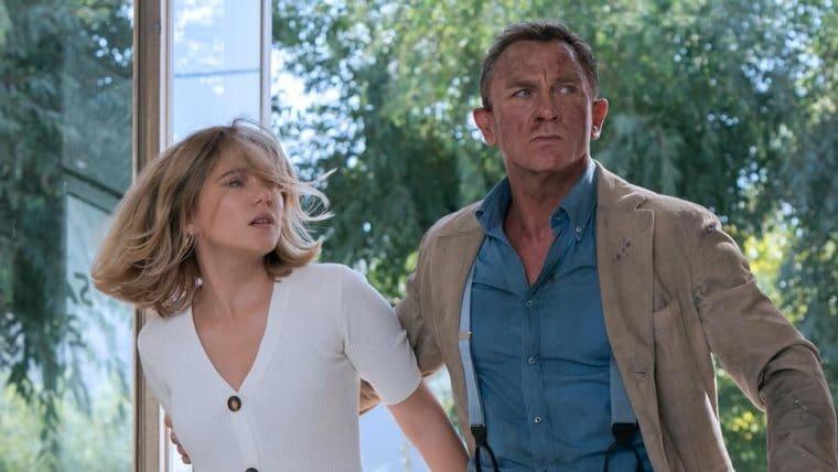 Cena de abertura de 007 – Sem Tempo Para Morrer será diferente da tradição da franquia