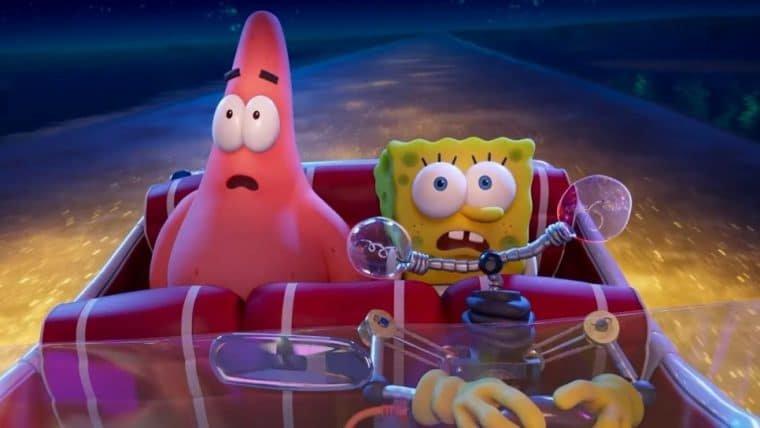 Bob Esponja: O Incrível Resgate estreia direto na Netflix em novembro