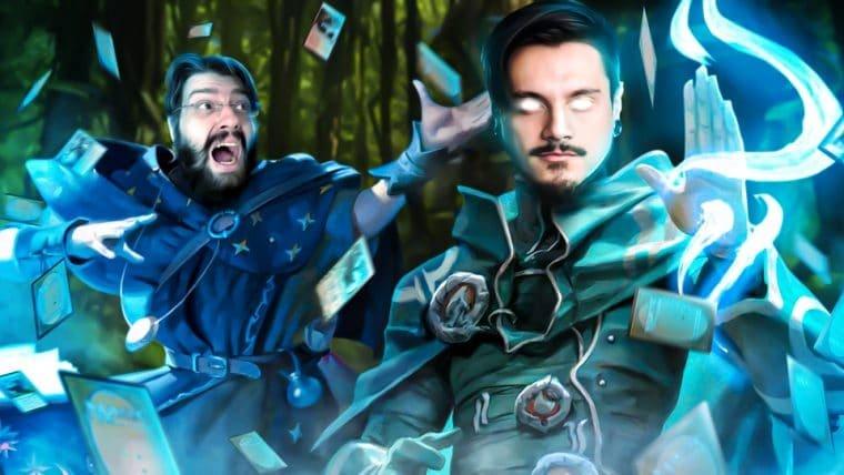 Magic: The Gathering Arena - Millando os amigos!
