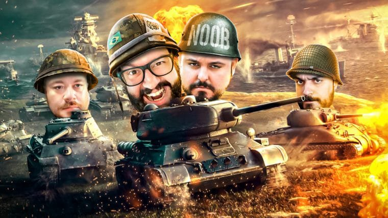 World of Tanks - Esquadrão Honesto