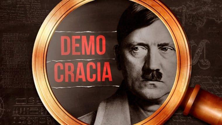 Hitler chegou ao poder de forma democrática?