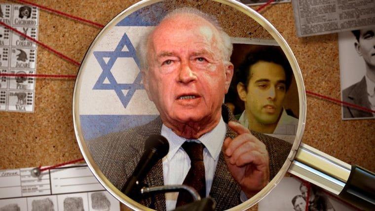 A morte do primeiro-ministro de Israel