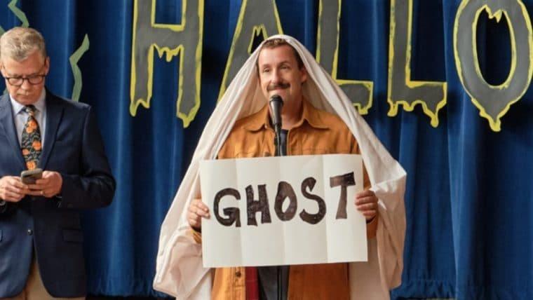 O Halloween do Hubie   Adam Sandler investiga acontecimentos misteriosos em novo teaser