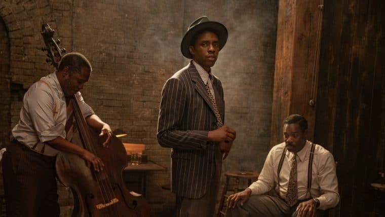 A Voz Suprema do Blues | Último filme de Chadwick Boseman ganha primeiras imagens; veja